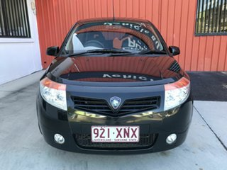 2007 Proton Savvy BT S2 Black 5 Speed Manual Hatchback.