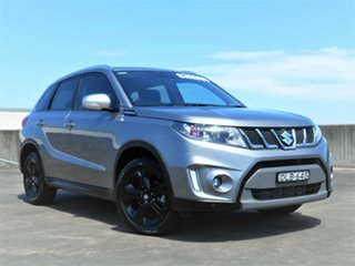 2016 Suzuki Vitara LY S Turbo 2WD Grey 6 Speed Sports Automatic Wagon.