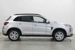 2019 Mitsubishi ASX XD MY20 LS 2WD Sterling Silver 1 Speed Constant Variable Wagon