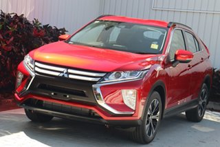 2020 Mitsubishi Eclipse Cross YA MY20 ES 2WD Red 8 Speed Constant Variable Wagon