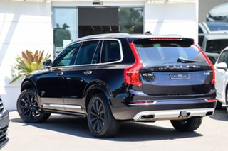 2015 Volvo XC90 L Series MY16 T6 Geartronic AWD Inscription Black 8 Speed Sports Automatic Wagon.