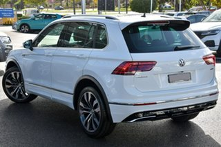 2020 Volkswagen Tiguan 5N MY20 162TSI DSG 4MOTION Highline White 7 Speed.