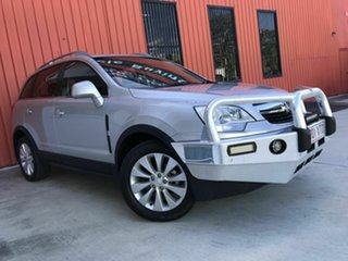 2014 Holden Captiva CG MY15 5 AWD LT Silver 6 Speed Sports Automatic Wagon.