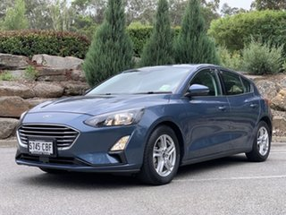 2019 Ford Focus SA 2019.25MY Trend Blue Metallic 8 Speed Automatic Hatchback.