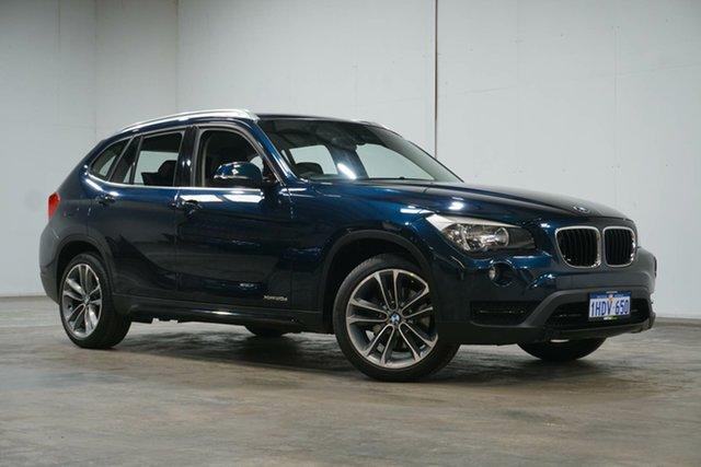 Used BMW X1 E84 LCI xDrive20d Steptronic AWD Welshpool, 2013 BMW X1 E84 LCI xDrive20d Steptronic AWD Blue 8 Speed Sports Automatic Wagon