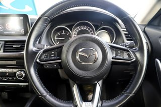 2016 Mazda 6 GL1021 Touring SKYACTIV-Drive Blue 6 Speed Sports Automatic Sedan
