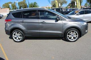 2013 Ford Kuga TF Titanium PwrShift AWD Grey 6 Speed Sports Automatic Dual Clutch Wagon