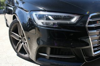 2017 Audi S3 8V MY17 Sportback 2.0 TFSI S Tronic 7 Speed Auto S-Tronic Hatchback.