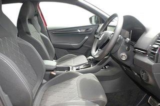 2020 Skoda Karoq NU MY21 140TSI DSG AWD Sportline Velvet Red 7 Speed Sports Automatic Dual Clutch