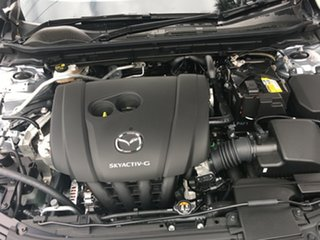 2020 Mazda 3 BP2H7A G20 SKYACTIV-Drive Touring Sonic Silver 6 Speed Sports Automatic Hatchback
