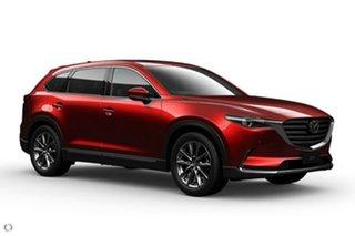 2020 Mazda CX-9 TC Azami SKYACTIV-Drive Red 6 Speed Sports Automatic Wagon.