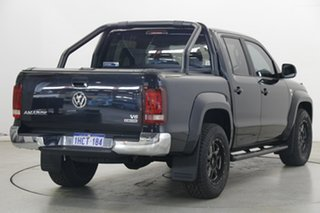 2020 Volkswagen Amarok 2H MY20 TDI550 4MOTION Perm Sportline Deep Black Pearl Effect 8 Speed