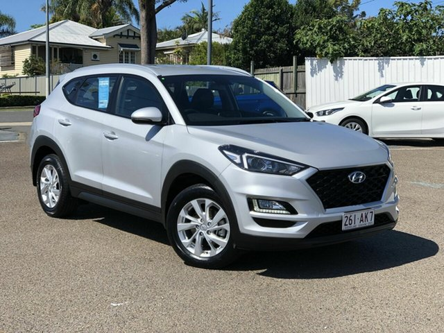 Used Hyundai Tucson TL3 MY19 Active X 2WD Chermside, 2019 Hyundai Tucson TL3 MY19 Active X 2WD Silver 6 Speed Automatic Wagon