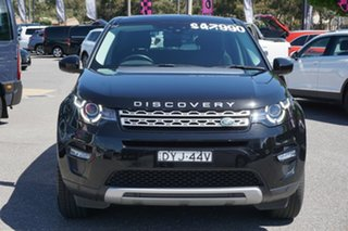 2017 Land Rover Discovery Sport L550 17MY HSE Black 9 Speed Sports Automatic Wagon.