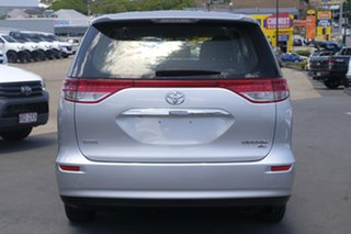 2015 Toyota Tarago ACR50R MY13 GLi Silver 7 Speed Constant Variable Wagon