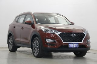 2019 Hyundai Tucson TL4 MY20 Active X 2WD Wine Red 6 Speed Automatic Wagon
