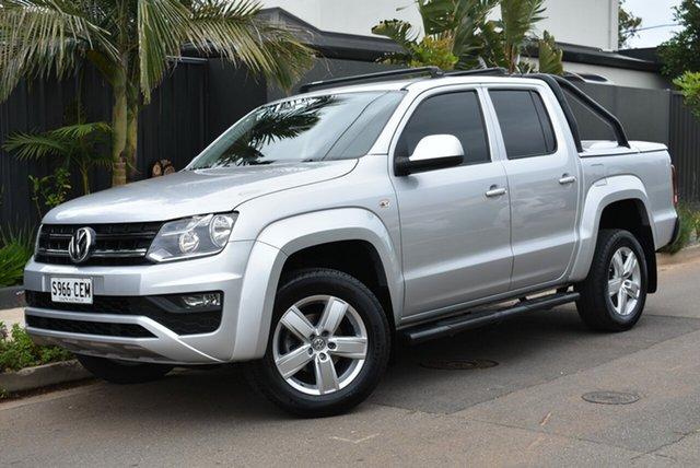 Used Volkswagen Amarok 2H MY17 TDI400 4MOT Core Plus Brighton, 2017 Volkswagen Amarok 2H MY17 TDI400 4MOT Core Plus Grey 6 Speed Manual Utility
