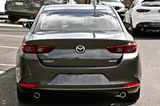 2020 Mazda 3 BP2S7A G20 SKYACTIV-Drive Touring Grey 6 Speed Sports Automatic Sedan