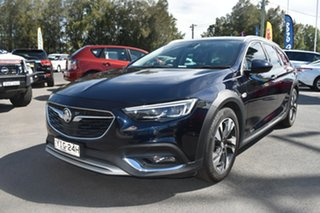 2018 Holden Calais ZB MY18 V Tourer AWD Blue 9 Speed Sports Automatic Wagon