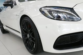 2016 Mercedes-Benz C-Class C205 C63 AMG SPEEDSHIFT MCT S White 7 Speed Sports Automatic Coupe