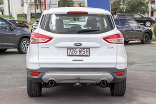 2014 Ford Kuga TF MY15 Ambiente AWD White 6 Speed Sports Automatic Wagon