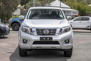 2020 Nissan Navara D23 S4 MY20 ST King Cab Brilliant Silver 7 Speed Sports Automatic Utility.
