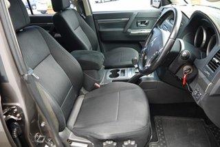 2012 Mitsubishi Pajero NW MY13 GLX-R Brown 5 Speed Sports Automatic Wagon.