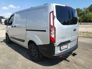 2019 Ford Transit Custom VN 2019.75MY 340S (Low Roof) Moondust Silver 6 Speed Automatic Van