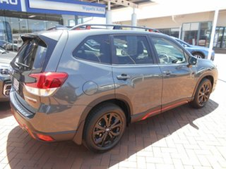 2020 Subaru Forester S5 MY21 2.5i Sport CVT AWD Magnetite Grey 7 Speed Constant Variable Wagon
