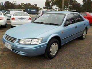 1998 Toyota Camry MCV20R CSi Blue 4 Speed Automatic Sedan.