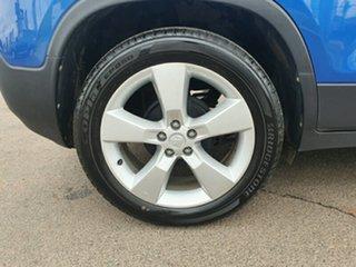 2014 Holden Trax TJ MY15 LTZ Blue 6 Speed Automatic Wagon