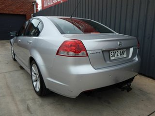 2011 Holden Commodore VE II MY12 Equipe Silver 6 Speed Sports Automatic Sedan