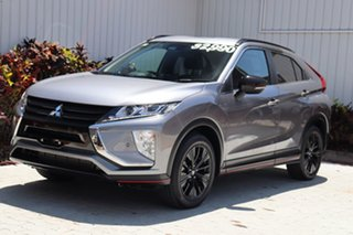 2018 Mitsubishi Eclipse Cross YA MY19 Black Edition 2WD Titanium Grey 8 Speed Constant Variable
