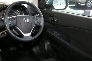 2016 Honda CR-V RM Series II MY17 VTi-S White Orchid 5 Speed Sports Automatic Wagon