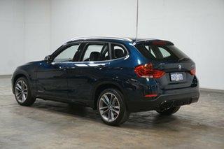 2013 BMW X1 E84 LCI xDrive20d Steptronic AWD Blue 8 Speed Sports Automatic Wagon.