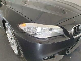 2010 BMW 5 Series F10 MY11 528i Steptronic Grey 8 Speed Sports Automatic Sedan.