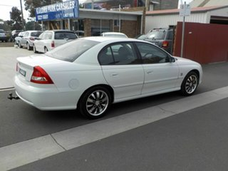 2004 Holden Commodore VZ Executive White 4 Speed Automatic Sedan