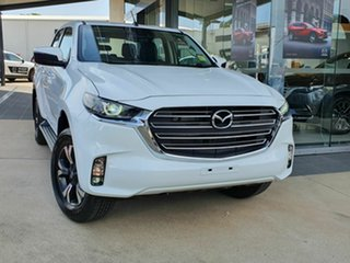 2020 Mazda BT-50 XT White 6 Speed Automatic Dual Cab