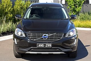 2017 Volvo XC60 Black Wagon