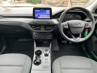 2019 Ford Focus SA 2019.25MY Trend Blue Metallic 8 Speed Automatic Hatchback
