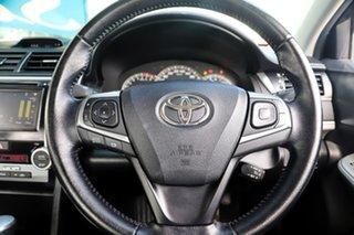 2015 Toyota Camry ASV50R Atara S Red 6 Speed Sports Automatic Sedan