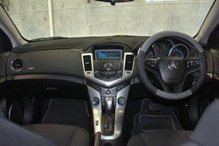 2012 Holden Cruze JH MY12 Equipe Silver 6 Speed Automatic Sedan