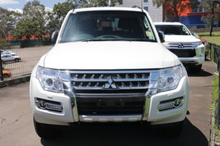 2020 Mitsubishi Pajero NX MY21 Exceed Warm White 5 Speed Sports Automatic Wagon