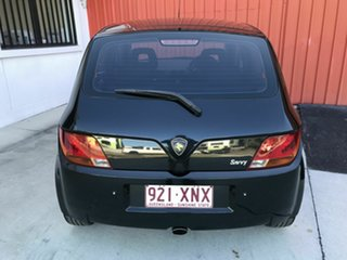2007 Proton Savvy BT S2 Black 5 Speed Manual Hatchback
