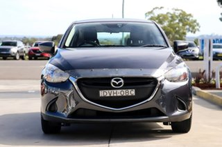 2018 Mazda 2 DJ2HA6 Neo SKYACTIV-MT Grey 6 Speed Manual Hatchback