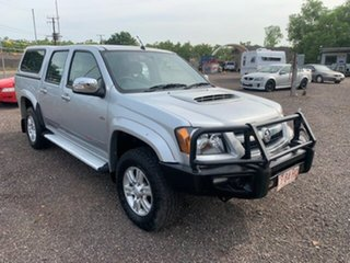 2011 Holden Colorado LT-R Silver 4 Speed Auto Active Select Dual Cab