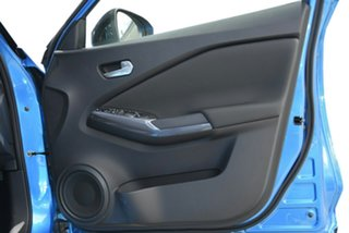 2021 Nissan Juke F16 ST+ DCT 2WD Vivid Blue 7 Speed Sports Automatic Dual Clutch Hatchback