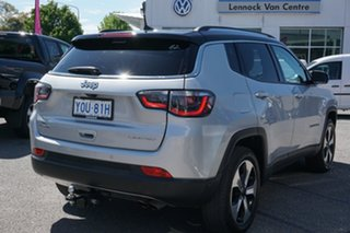 2018 Jeep Compass M6 MY18 Limited Silver 9 Speed Automatic Wagon