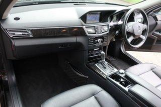 2009 Mercedes-Benz E250 212 CGI Avantgarde 5 Speed Automatic Sedan