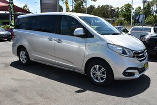 2017 LDV G10 SV7A Silver 6 Speed Sports Automatic Wagon